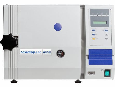 AL02-01-100 Autoclave de mesa automático 23 Litros