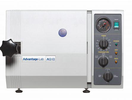 AL02-11-100 Autoclave de mesa semiautomático 62 Litros