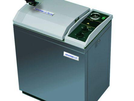 AL02-12-100 Autoclave vertical semi automático 62 Litros