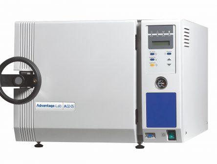 AL02-13-100 Autoclave de mesa automático 62 Litros